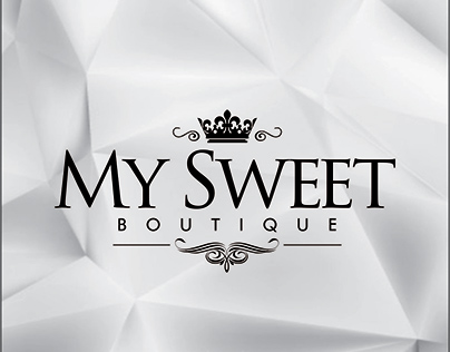 LOGO - My Sweet Boutique