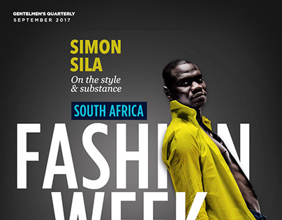 Fashion Week I Poster