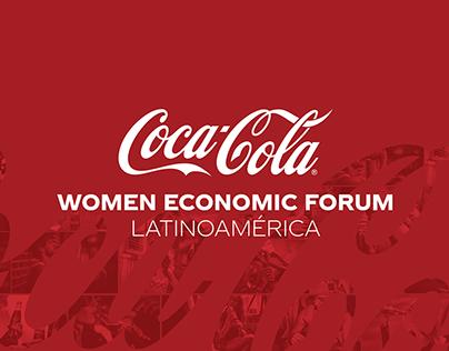 WEF LATINOAMÉRICA - COCA-COLA COLOMBIA