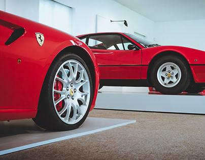 Ferrari - 70 Years of Motoring Passion
