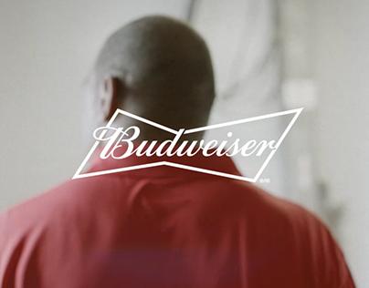 BUDWEISER - Legends Cans - TV & OLV