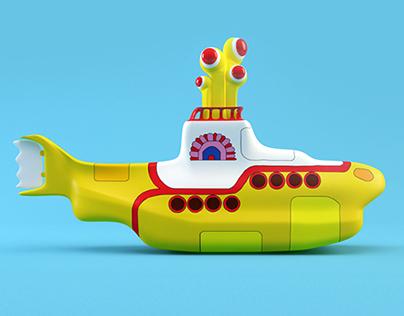 Yellow Submarine 3D