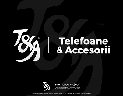 T&A   Logo project