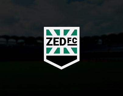 ZED FC Internal Identity