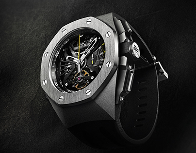 Audemars Piguet Royal Oak Concept Supersonnerie CGI