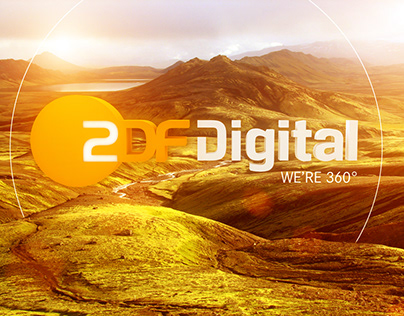 ZDF Digital Showreel 2012 - We're 360°