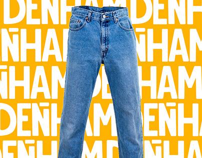 Deñham - Branding
