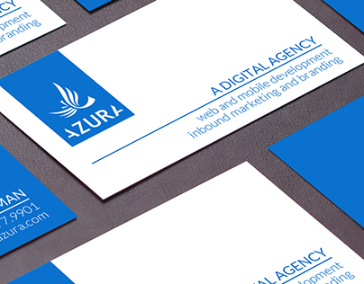 Studio Azura : branding and web development