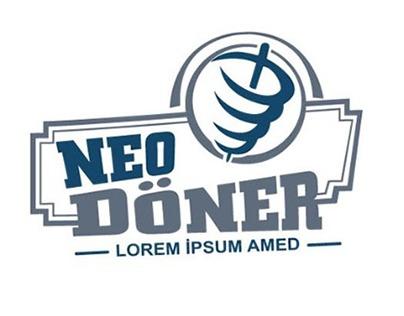Neo Döner Logo Design