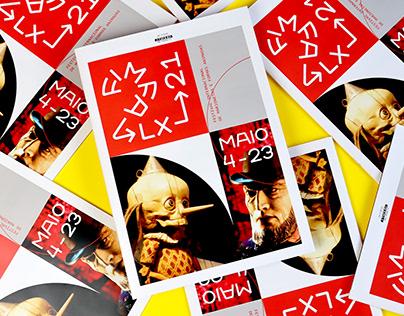 FIMFA Lx 21 - Festival Branding