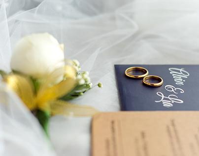 WEDDING WITH OLYMPUS PEN F - ROSA & ALVIN WEDDING