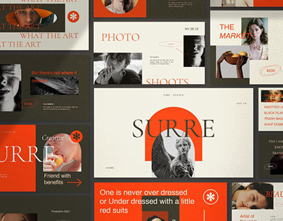 Surre Presentation Templates