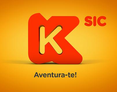 K SIC channel — Rebranding