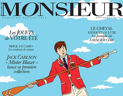 Monsieur magazine summer 2017