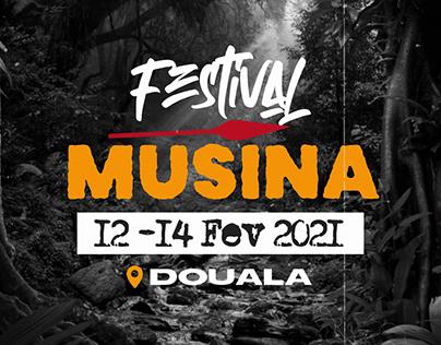 Spot publicitaire festival Musina ( Douala Cameroun )
