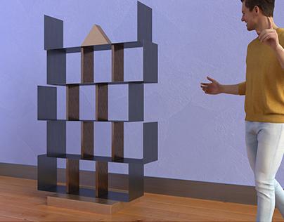 0011_Design | Furniture, PM Shelf