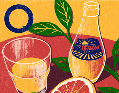 A-Z food and drink illustrations, Part II