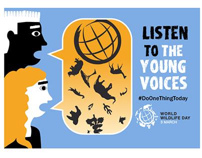 World Wildlife Day Poster