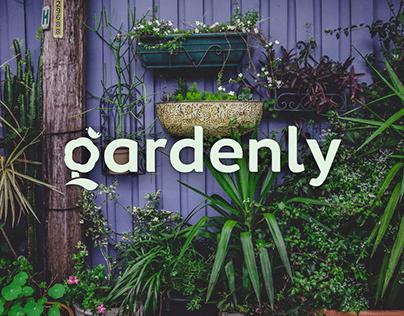 Gardenly - Brand Identity
