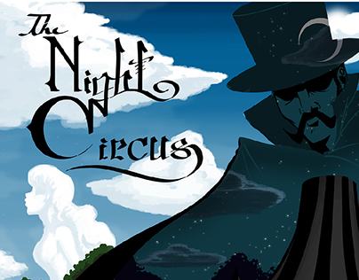 Book Cover - The Night Circus