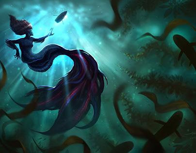The Siren book cover