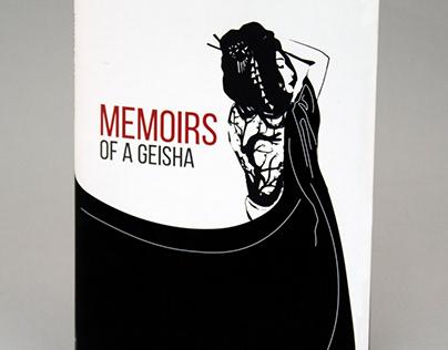 Memoirs of a Geisha, Book Cover