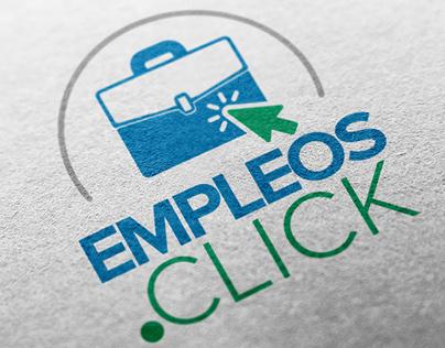 Identidad para Página Web Empleos.Click (Bolivia)