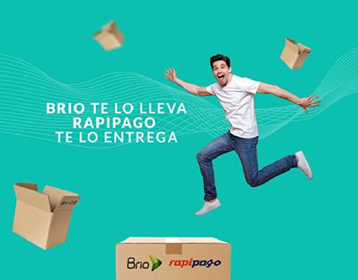 Brio + Rapipago