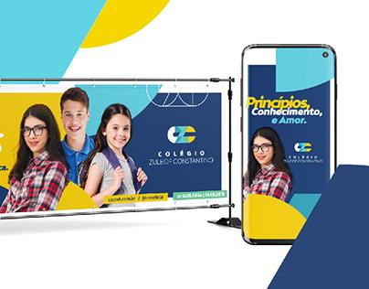 Campanha Colégio CZC