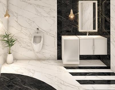 Luxury Bathroom Design : H.R.Johnson Bangalore