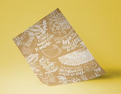tissue paper FARM