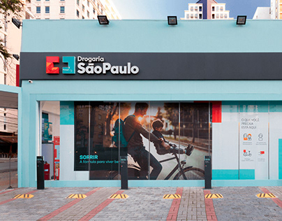 Drogaria São Paulo Nova Loja