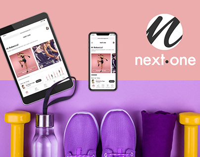 Next One App - UI Concept