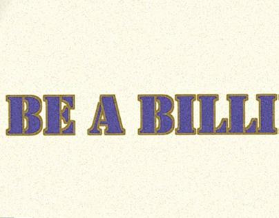 Be A Billiken