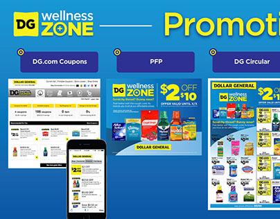 Dollar General Wellness Zone