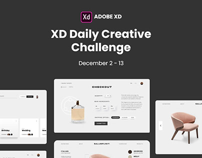 XD Daily Creative Challenge (December)