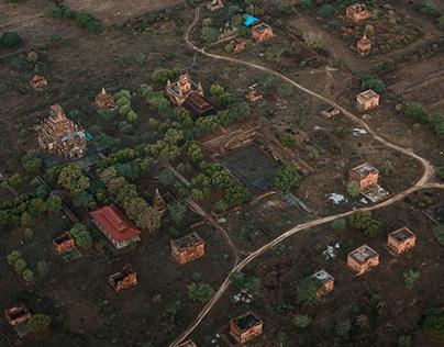 Bagan·Mandalay