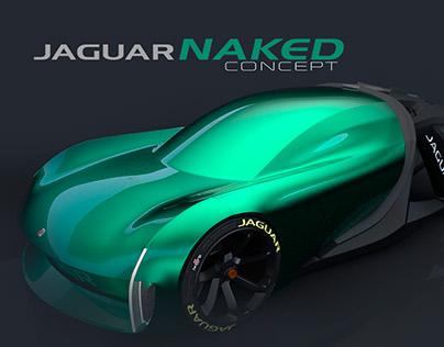 Jaguar Naked Concept