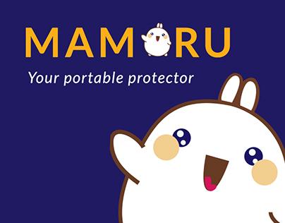 MAMORU! Your Portable Protector