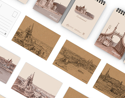 Dolfoart Budapest collection |Paper product design