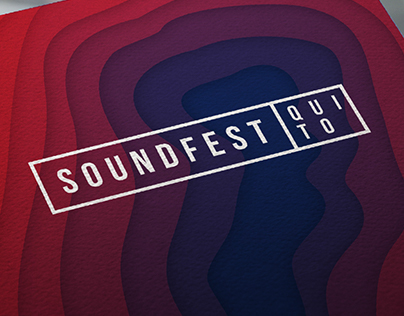 SOUNDFEST Music Festival visual identity