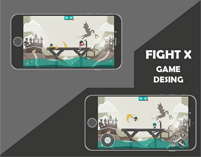 Fight X Mobile Game Design