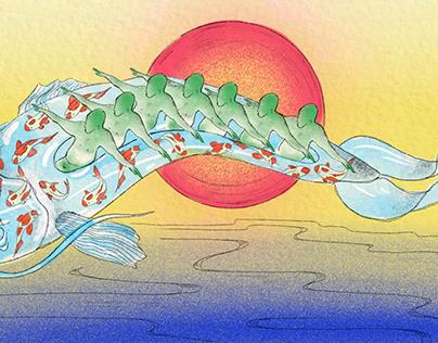 Balıkların Sevinci