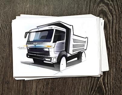 Random Sketches