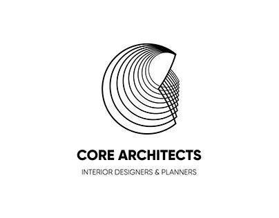 Core Architects Branding
