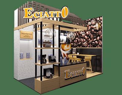 Eciatto Coffee Booth