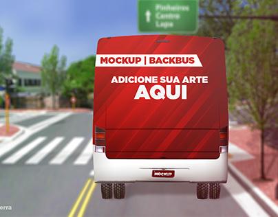 Free PSD Mockup | Backbus