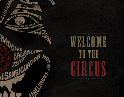 Welcome to the Circus - All Type Design