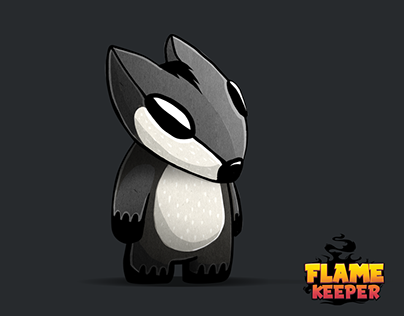Flame Keeper - Character Pack