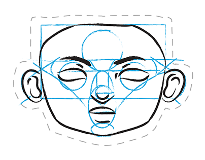 Face Rhythm - Sticker Set